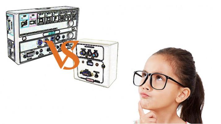 Caixa de connexions o caixa de control?