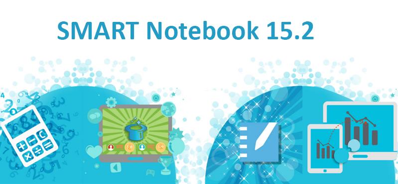 Nou programari Smart Notebook 15.2